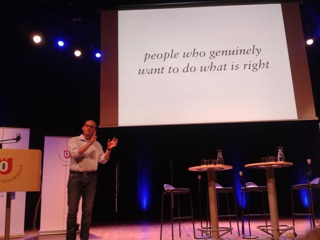 Nicklas Lundblad at GJDay 2014